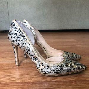 INC Embellished Heels